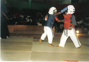 C'est la BCEAO qui cet art martial s'est développé en Afrique de l'Ouest