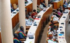 Parlement : Le budget de l'Etat gestion 2015 a un besoin  de 217 milliards de F CFA
