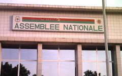 Burkina : Responsabilité historique de 127 députés