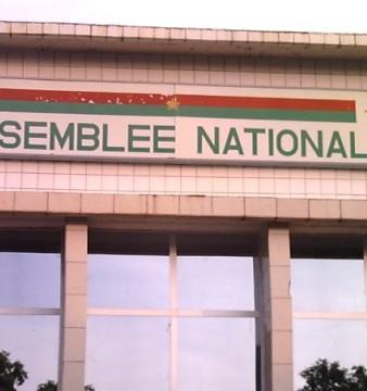 Assemblée nationale AN Une
