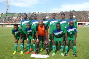 La combativité de l'équipe du Lesotho n'a pas suffit face à aux Étalons plus expérimentés