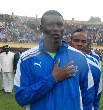 Le gardien de l'EFO Baba Zongo rêve de prouver son talent dans un club professionnel