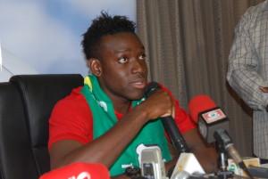Alain Traoré compte continuer le travail