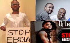 Afrique : Les artistes mobilisés contre Ebola