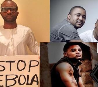 Ebola artistes une