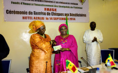 L'État sénégalais débloque 75 millions de F CFA pour les Sénégalaises vivant au Burkina
