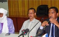 Mossa Ag Attaherdu MNLA: «Nous sommes à Alger pour décrocher un statut de fédéralisme d'État pour l'AZAWAD»