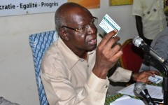 Salif Diallo : « Au MPP, nous avons nos cartes de militants »