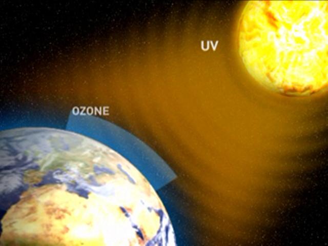 Espace la couche d ozone en reconstitution l 39 actualit - Consequences de la destruction de la couche d ozone ...
