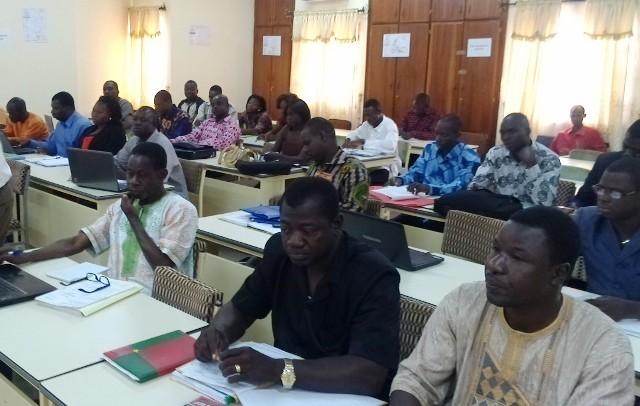 Plusieurs représentants des structures de l'administration publique, des collectivités territoriales et des partenaires techniques et financiers étaient présents (© Burkina24)