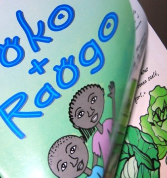 Poko et Raogo