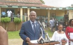 Consulat Général du Burkina  à Abidjan: Daouda Diallo installé dans ses fonctions