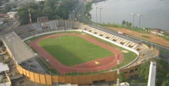 Stade félix houphouet boigny