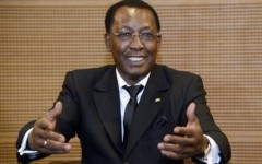Innovation : la main tendue d'Idriss Deby à la jeunesse africaine