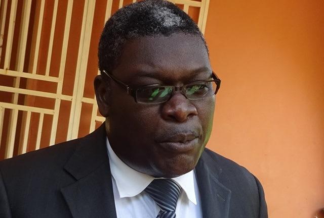 Jean François Kobiané, directeur de l'ISSP ( © Burkina 24)