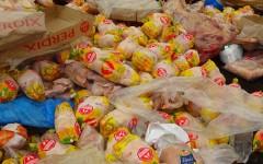 Ouaga : Plus d'une tonne de poulets de chair interdite saisie