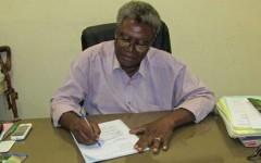 L'écrivain Jacques Prosper Bazié est décédé