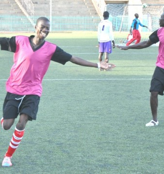 L'équipe de Boussé a remporté le tournoi de football unifié aux tirs au but