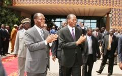20 ans de l'UEMOA : Trois présidents déjà à Ouaga