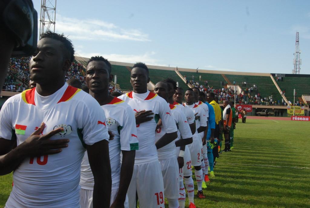 Les Étalons du Burkina ont enregistré leur première défaite des éliminatoires de la Can 2015 dans le groupe C
