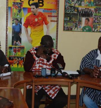 Selon le président de la Ligue de Football Professionel (milieu), la refondation de cette structure est d'ouvrir la voie à un championnat professionnel