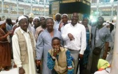 Hadj 2014 : Les burkinabè ont fait 7 fois le tour de la « Kaaba » pour la paix dans leur pays