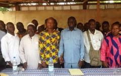 Langage de vérité entre Koutaba et délégués consulaires