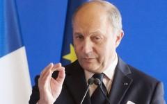 Laurent Fabius : «Il est primordial que le Burkina envisage son propre avenir de manière consensuelle et apaisée»