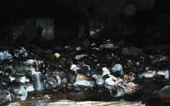 Ouaga : Plus d'une dizaine de boutiques partent en fumée au marché de Zone 1