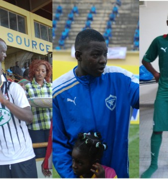 Banou Diawara (RCB), Aboubacar Traoré (EFO) et Zakaria Sanogo (ASFB) sont les trois prétendants au Sabot d'or