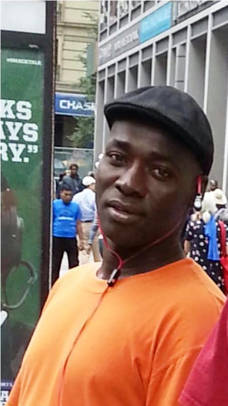 Sou-Oudou Zongo a été victime d'une  balle perdue (© DR)