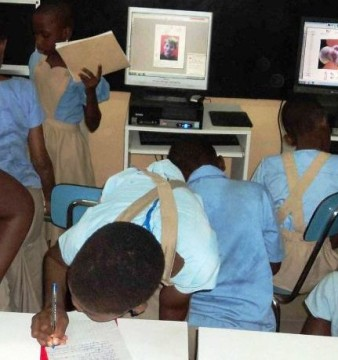 Usages TIC en classe-Une