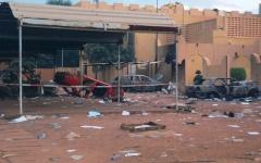 Burkina : La société civile pour un musée sur les ruines de l'Assemblée nationale
