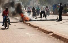 Référendum : Les manifestations continuent au Burkina