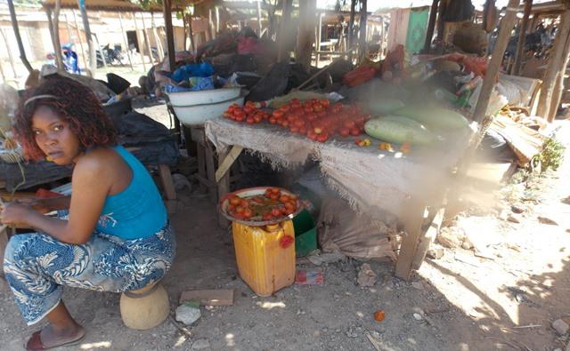 marché de Wemtenga