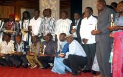 Nuit des Lompolo : Des trophées et des promesses