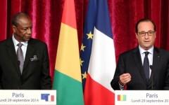 François Hollande et Alpha Condé avaient prévenu Blaise Compaoré