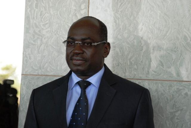 Amédée Prosper DJIGUIMDE, ministre de la Santé