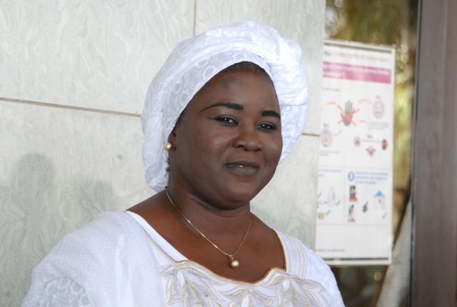 Aminata Bambara/Billa, ministre déléguée au budget