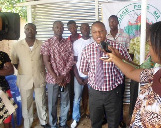 """Dr Aristide Ouédraogo : """"Un don de sang ne saurait être un acte politique"""""""