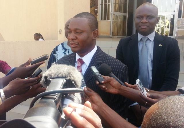 Assane Ouédraogo, Président du Réseau © Burkina 24