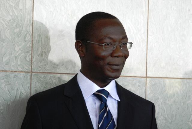 Augustin Loada, ministre de la Fonction publique