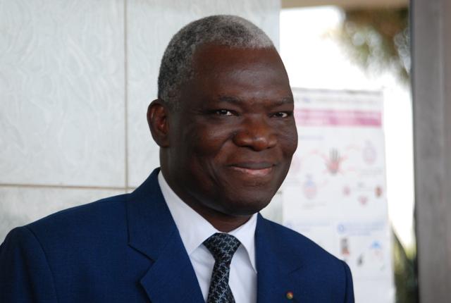 Bédializoun Moussa NEBIE, ministre délégué à la Coopération régionale