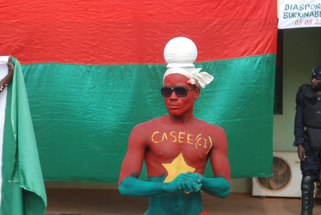 Supporter Etalons du Burkina
