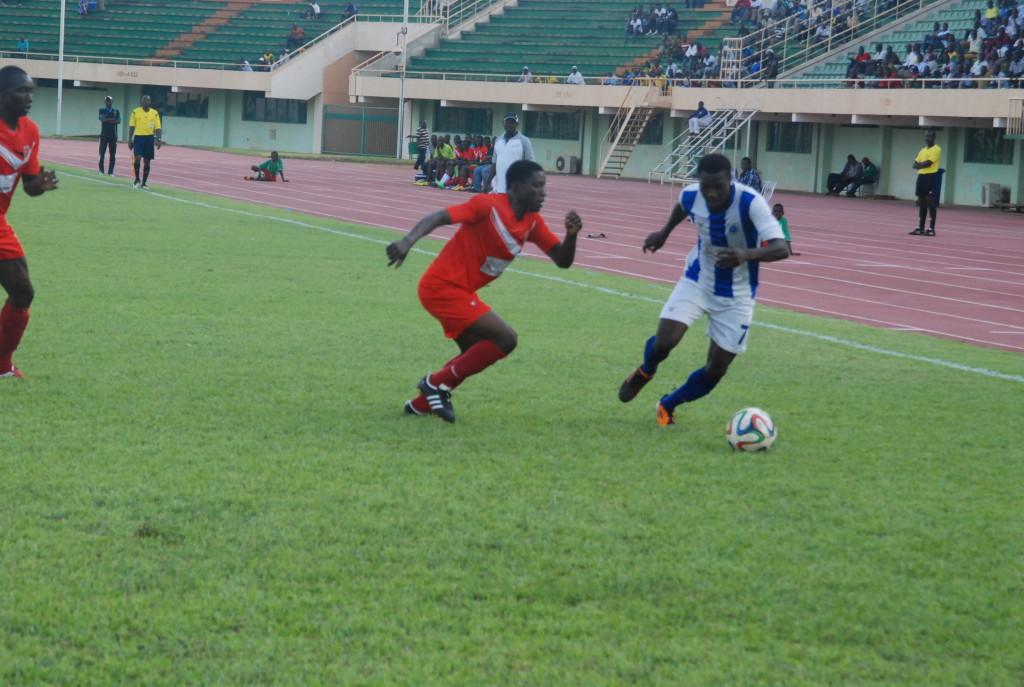 Fasofoot 2014-2015: le programme de la 3ème journée remanié