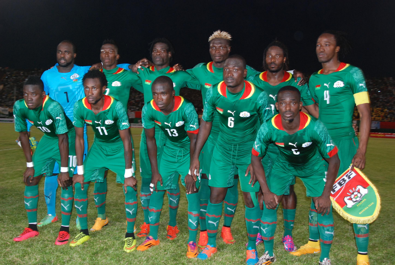 CAN 2015 : Voici le groupe du Burkina Faso