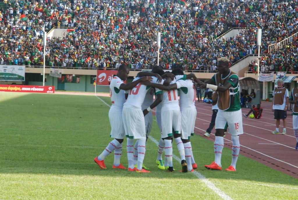 Les Etalons du Burkina seront de nouveau en Guinée Équatoriale (après 2012) pour la CAN 2015