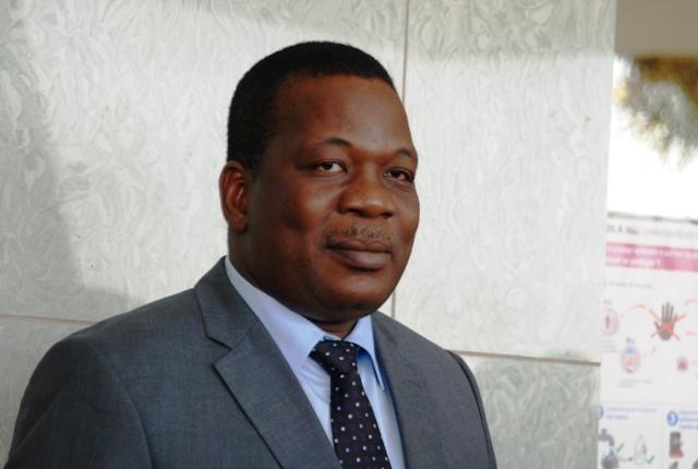 David Kabré, ministre des Sports et loisirs