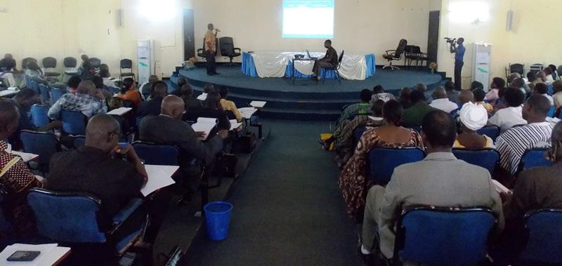 Exposé introductif sur la mise en oeuvre des recommandations de la deuxième session du comité interministeriel de suivi du transfert