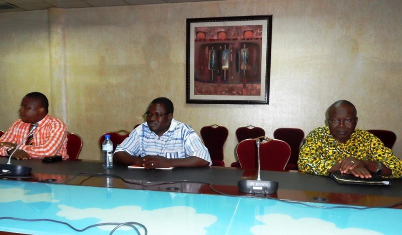 Quelques membres du Collège de désignation (© Burkina24)